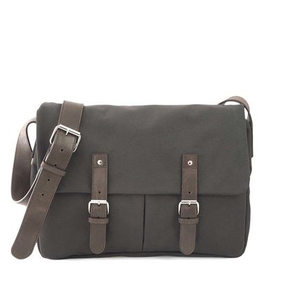DARK GREY BRUSSELS 13  BAG