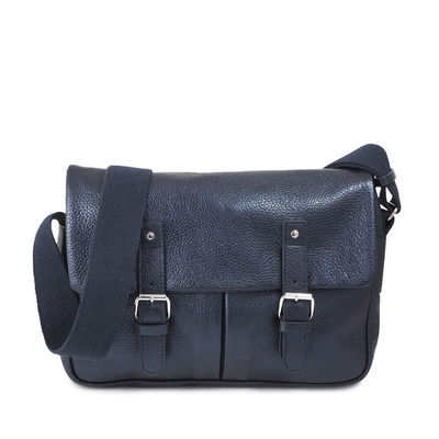 BLUE SATCHEL BAG OUESSANT 52