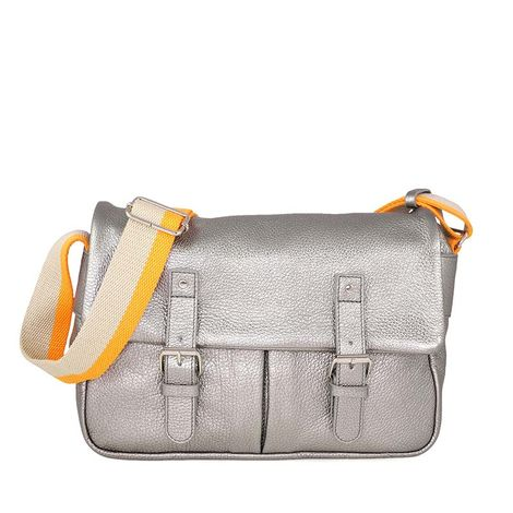 GREY SATCHEL BAG OUESSANT 52