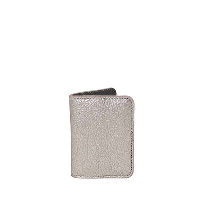 LEATHER CARD HOLDER OUESSANT 39