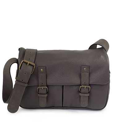 BONN 02 BROWN SATCHEL BAG