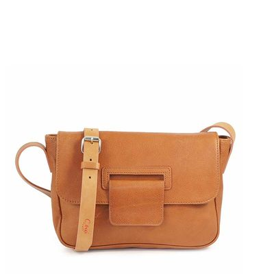 FIRENZE 54 LEATHER CROSSBODY BAG