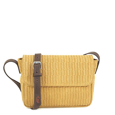 SAC BANDOULIERE  BAMBOU 54- S