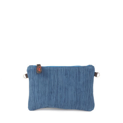 Leather Clutch BAMBOU 38