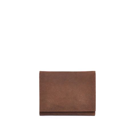 BROWN BRUSSELS 20 WALLET