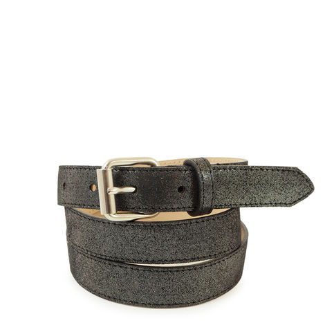 BLACK VINCENNES 25 BELT