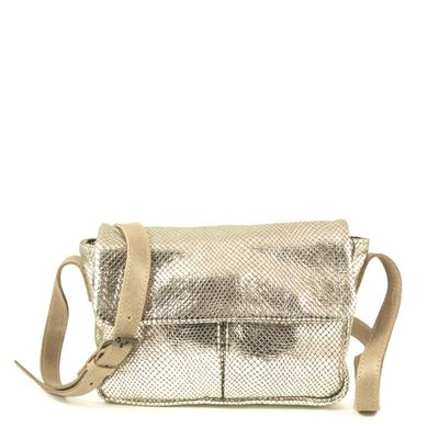 CROSSTOWN BAG MIAMI 04 PLATINE