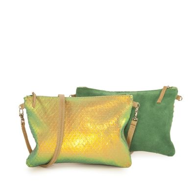 LEATHER CLUTCH WHITSUNDAYS 28