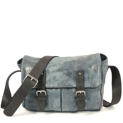 DENIM BLUE GLASGOW 2 BAG