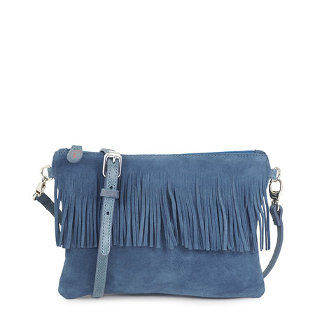 BLUE CARNABY 28 PURSE