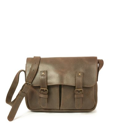 BROWN BREME 11 BAG