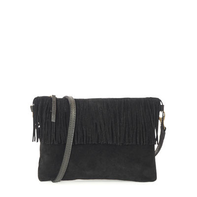 BLACK CARNABY 28 PURSE