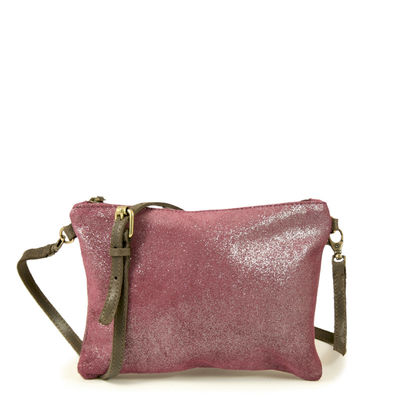 BURGUNDY VINCENNES 28 PURSE