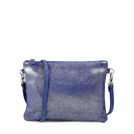 ELECTRIC BLUE CANNES 28 PURSE