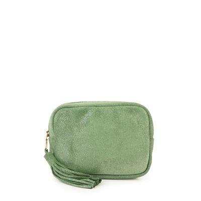 GREEN VINCENNES 27 PURSE