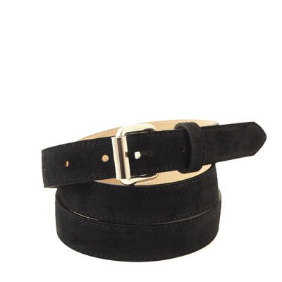 BLACK CARNABY 25 BELT