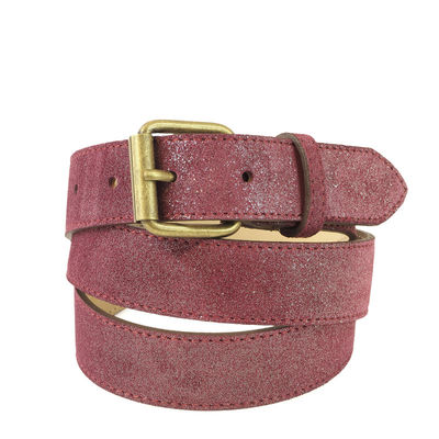 BURGUNDY VINCENNES 30 BELT