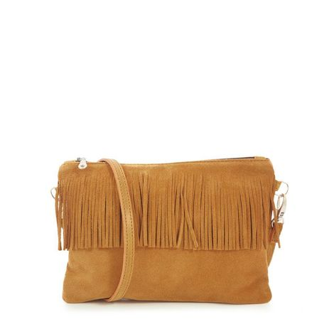 CARNABY 28 CAMEL PURSE