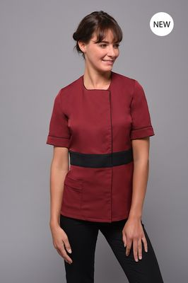 Burgundy Iconic Tunic