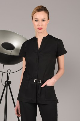 Black Tivoli Tunic