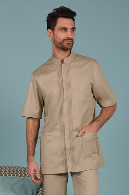 Taupe Citizen Tunic