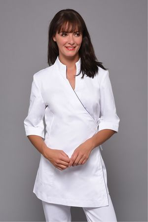White Moon Tunic