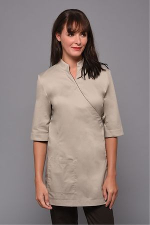 Taupe Moon Tunic