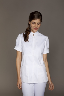 White Allure Tunic