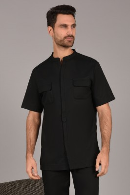 Black Saharan Tunic