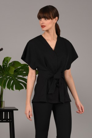 Oniric Black Tunic