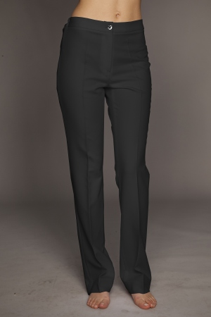 Pantalon Cigarette en Light Innov-Tex coloris Noir