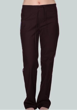 Pantalon Unisexe ZEN en Light Innov-Tex coloris Chocolat