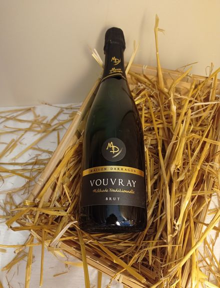 VOUVRAY METHODE TRADITIONNELLE BRUT