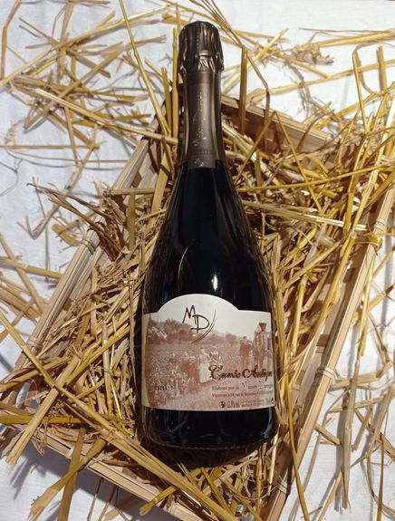 "VOUVRAY METHODE TRADITIONNELLE ""CUVEE ANTIQUE"""
