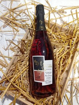 """VOUVRAY METHODE TRADITIONNELLE """"CUVEE PLAISIR ROSE"""""""