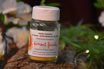 PIMENT FATALI (INT 9)  15 G