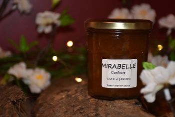 CONFITURE MIRABELLE 220G