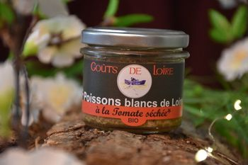 POISSONS BLANCS TOMATES SECHEES 85 G