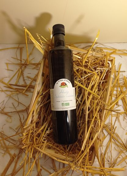 """HUILE """"SPECIALE CUISSON"""" 75 CL"""