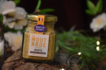 MOUTARDE ORLEANS TRUFFE 95 G