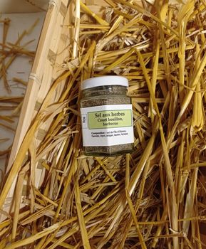 SEL AUX HERBES 80 G