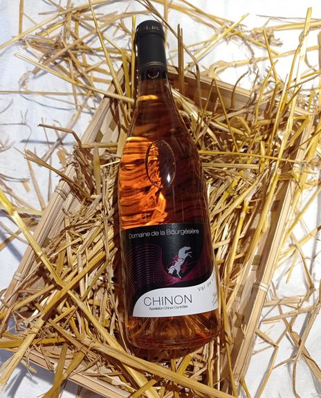 ROSE BOURGESIERE 2018 75 CL