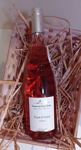 ROSE D'ANJOU 2020  75 CL