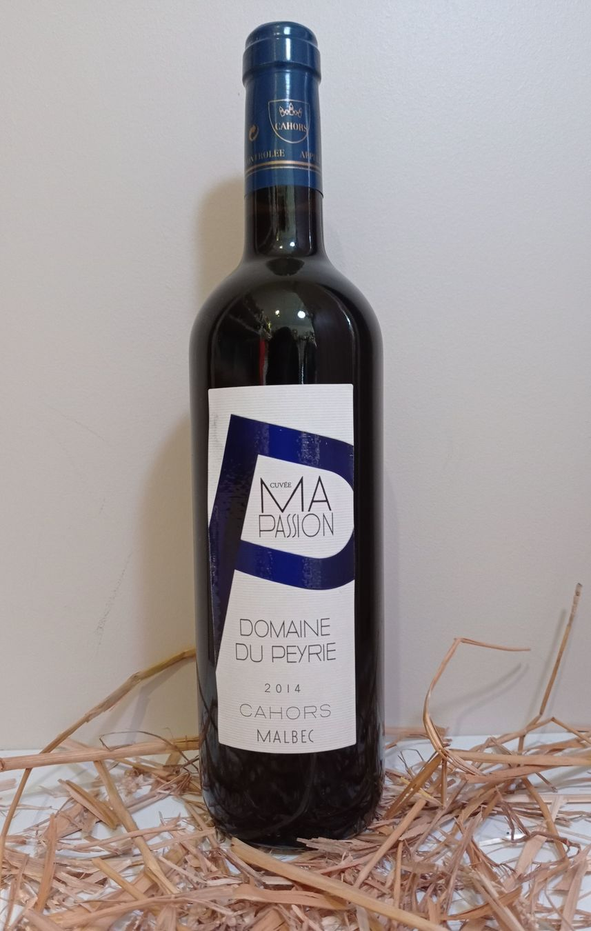 CAHORS PASSION 2014 75CL