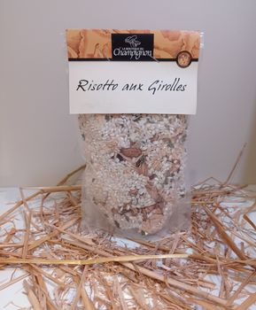 RISOTTO AUX GIROLLES 250G