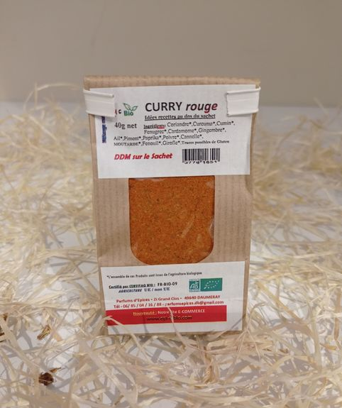 CURRY ROUGE 40G