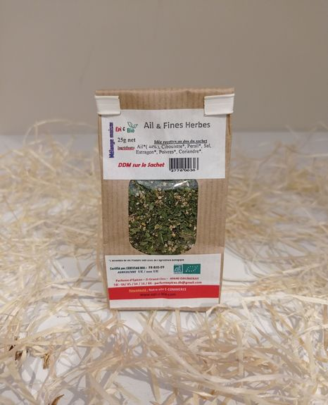 AIL & FINES HERBES 25G