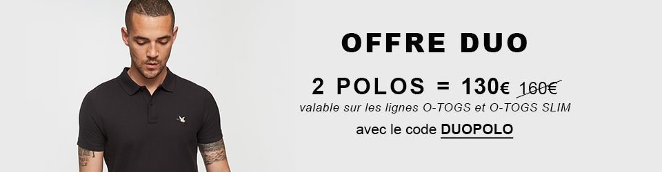 Offre DUO Polos