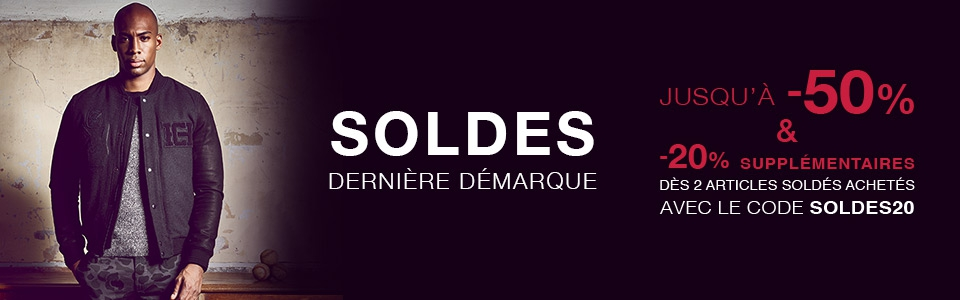 soldes H16 : Cuirs