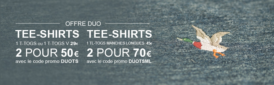 Tee-shirts pour  homme